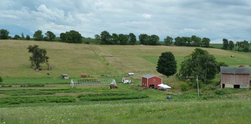 For taste of farming, try Soil Sisterstour